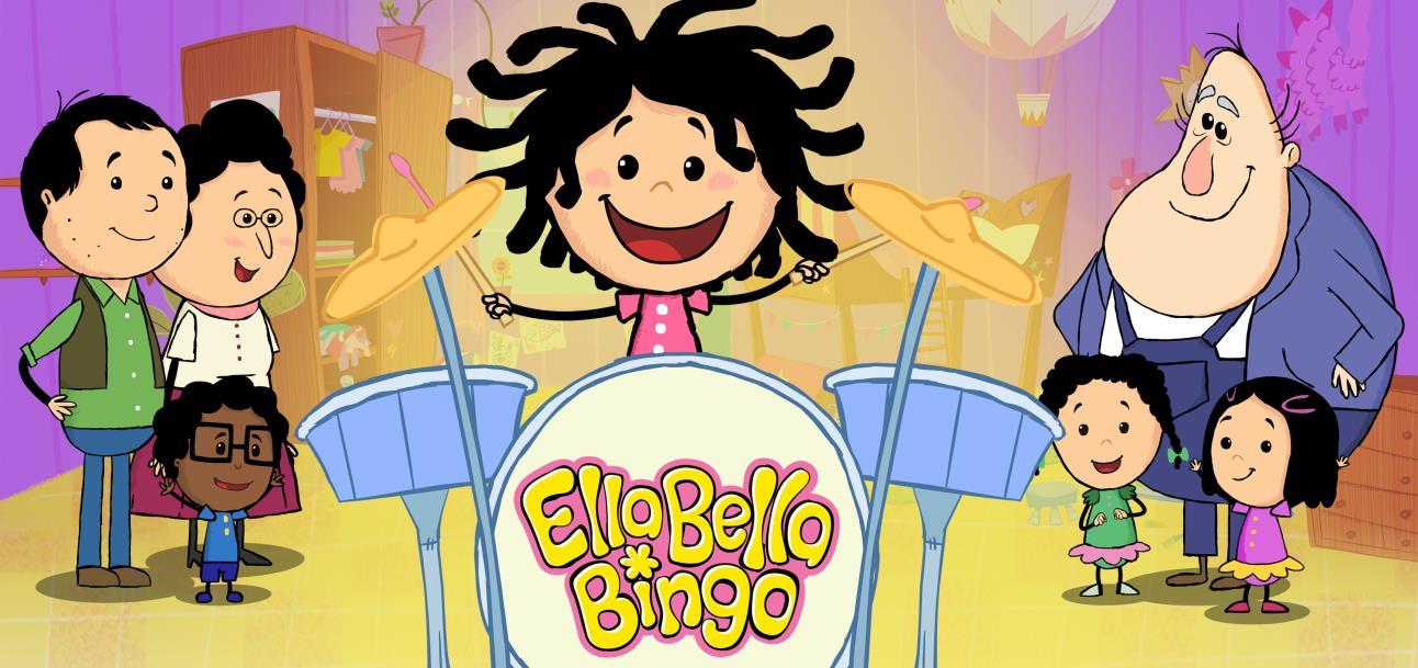 Ella Bella Bingo (78 x 7′ preschool)