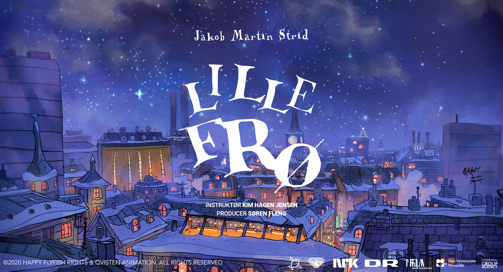 Lille Frø (Little Frog)